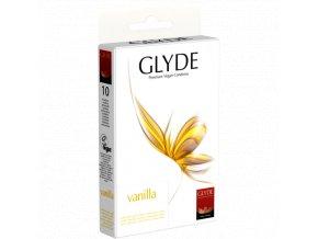 kondom glyde vanilla 10ks