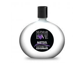 Prírodný intímny sprchový gél s afrodiziakami metsel