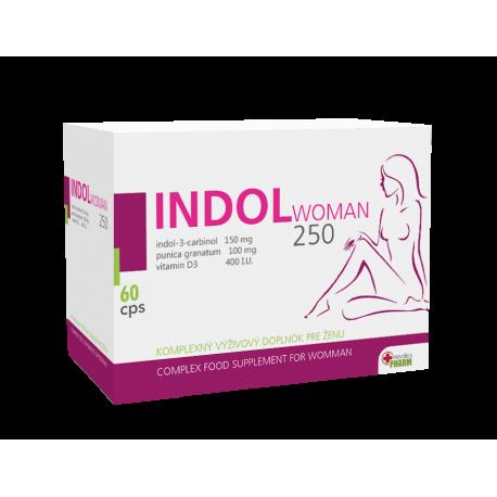 INDONAL WOMAN 250 (60 kapsúl )