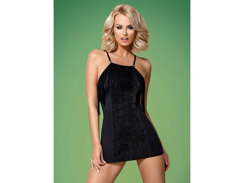 Šaty 824-DRE dress - Obsessive