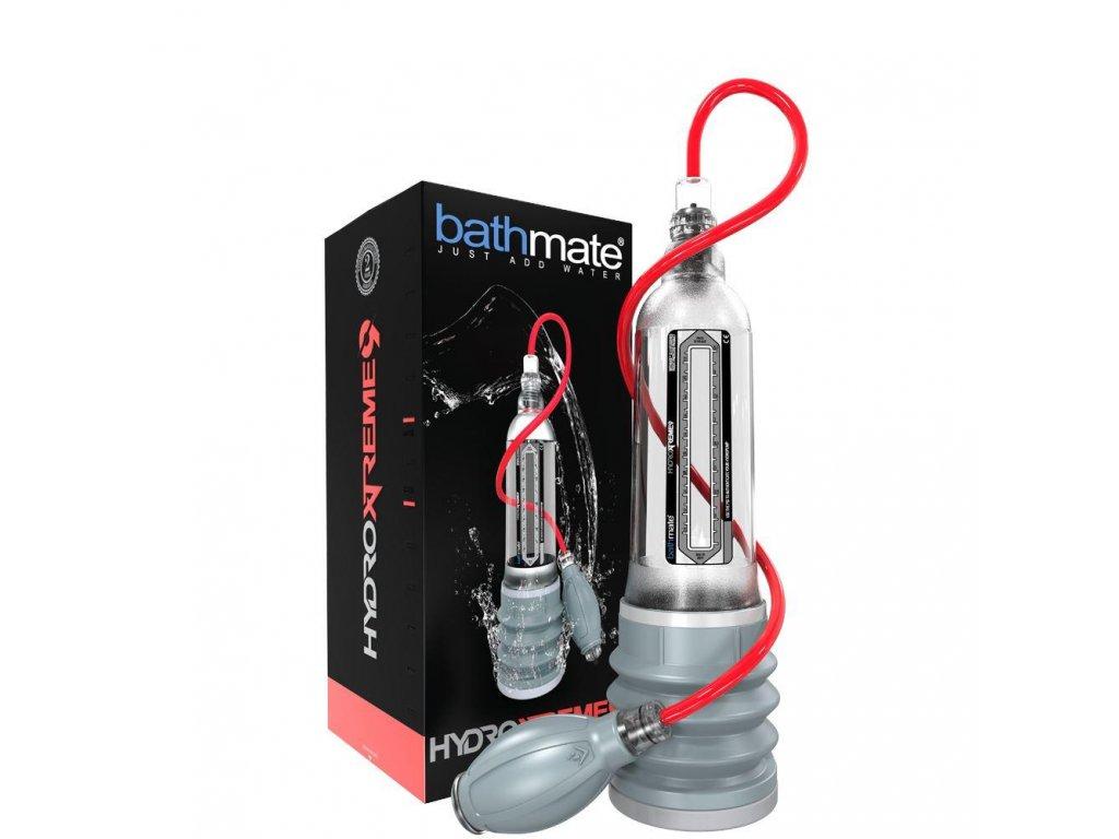 pumpa pro zvětšení penisu Hydroextreme9 - nový ventil