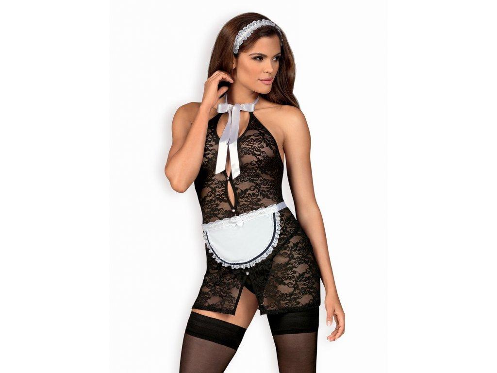 Sexy kostým Servgirl - Obsessive