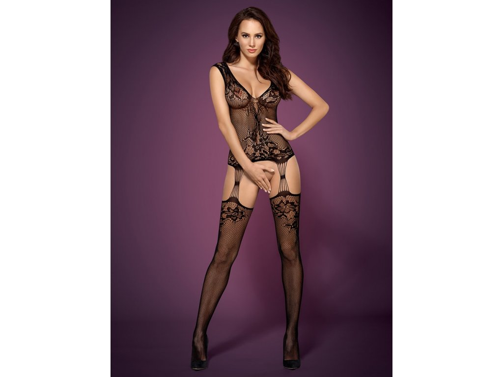 Body F221 bodystocking - Obsessive