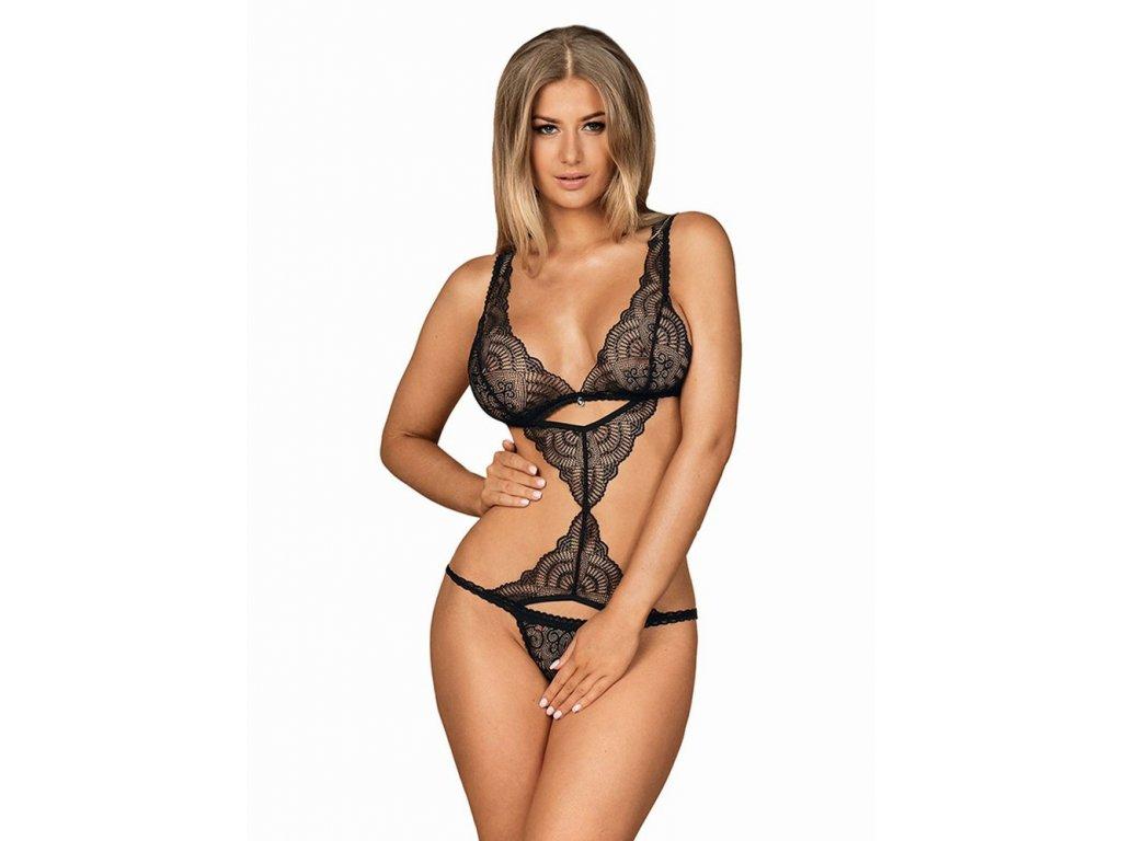 Perfektní  body Firella teddy - Obsessive