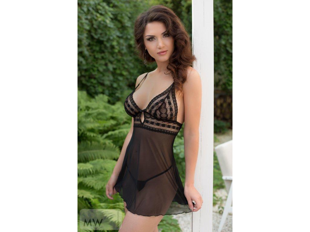 Dámská erotická košilka Vanessa 1823 - SoftLine