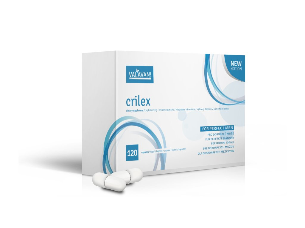 CRILEX 120 kapslí