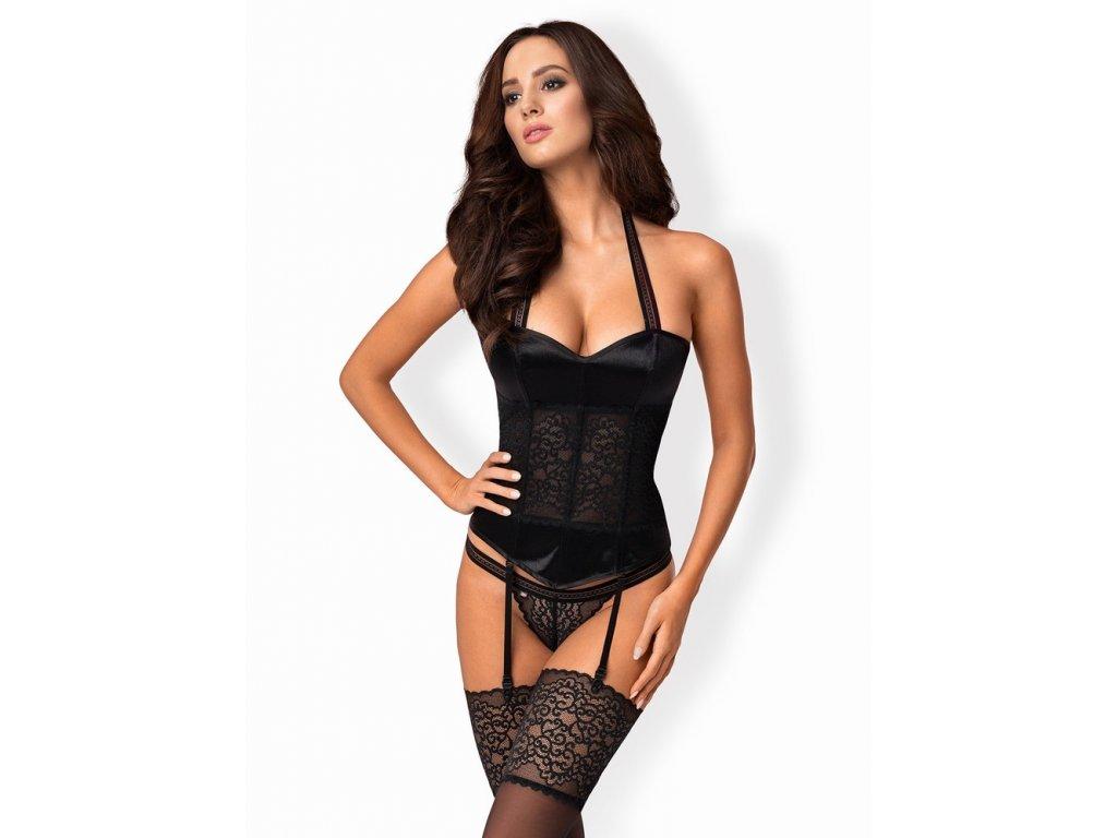 Sexy korzet Ailay corset - Obsessive