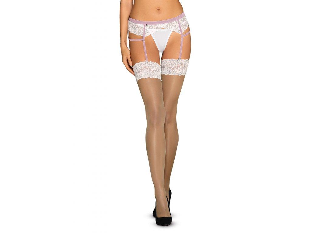 Krásné punčochy Lilyanne stockings - Obsessive