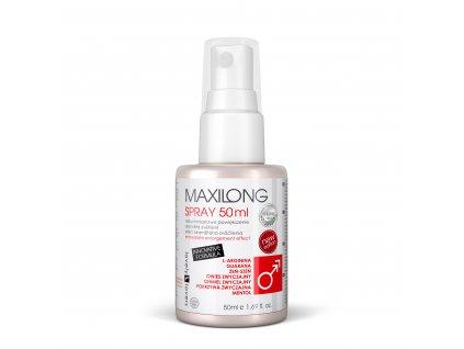 Maxilong spray 50ml intimní sprej pro zvětšení penisu