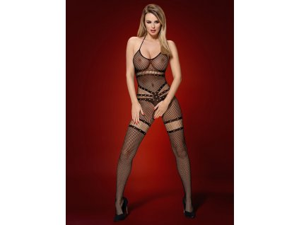 Úžasné body N118 bodystocking - Obsessive