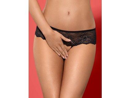 Kalhotky Merossa panties otevřené - Obsessive