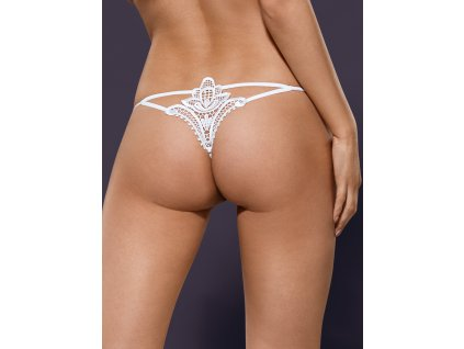 Tanga Luiza thong white - Obsessive