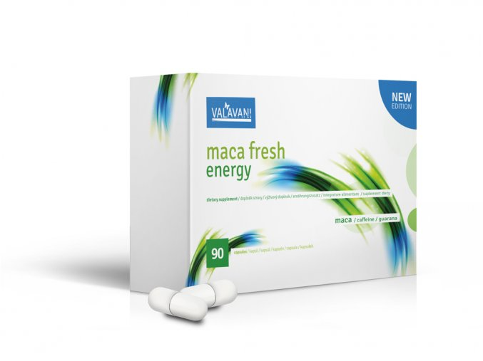 maca fresh energy