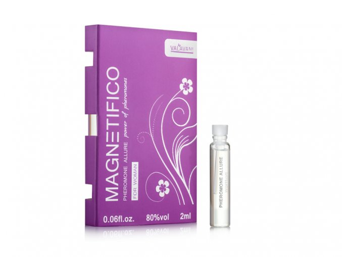 "MAGNETIFICO Pheromone Allure 2ml - "" feromony pro ženy """