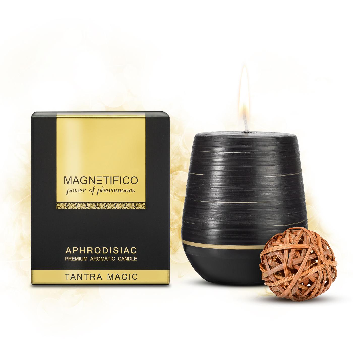 afrodiziakální svíčka Magnetifico aphrodisiac candle Tantra magic