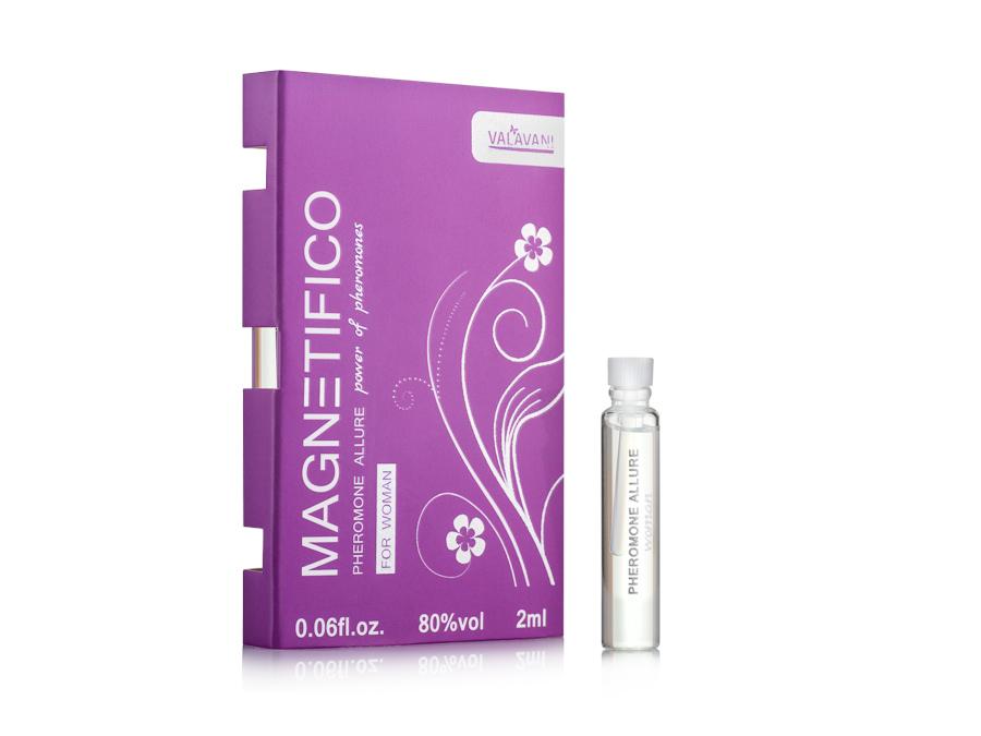 Feromony MAGNETIFICO Pheromone Allure pro ženy 2ml