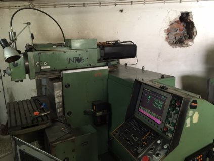TOS FNG 40 CNC+Heidenhain TNC415