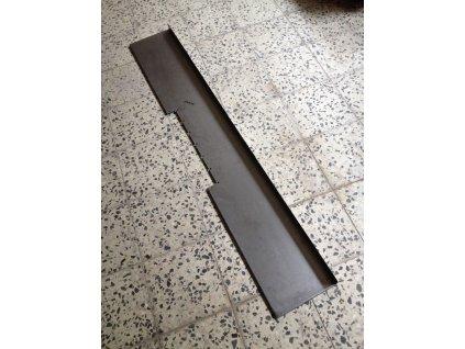 FNGJ 40 - Krycí plech konzoly