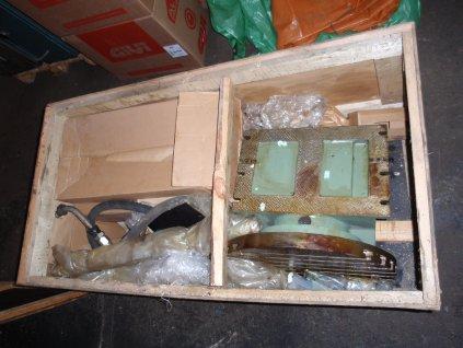 CNC otočný stůl