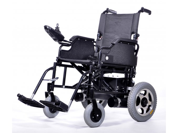 Invalidní elektrický vozík Selvo i4600