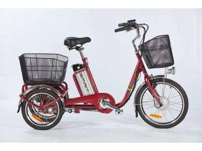 červená malá kola