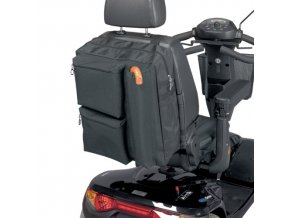 deluxe mobility scooter bag