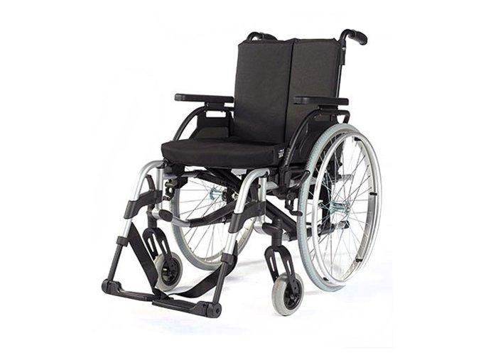 Invalidní vozík mechanický excel xl