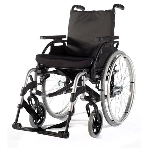 Odlehčený invalidní vozík mechanický Excel Alu 1