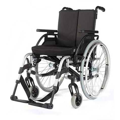 Invalidní vozík odlehčený Excel Alu 2 Šíře sedu: 50 cm