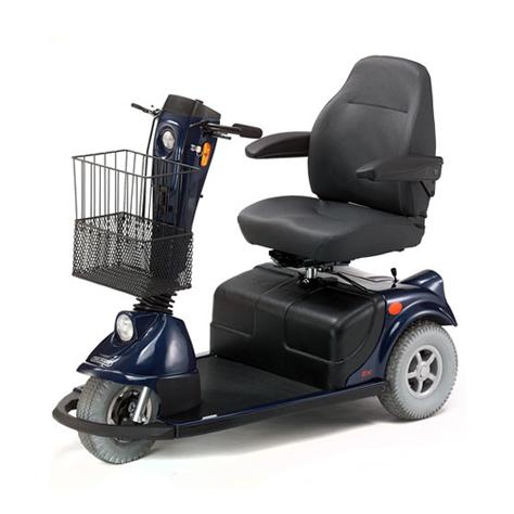 Elektrický invalidní skútr pro seniory, vozík Sterling XS