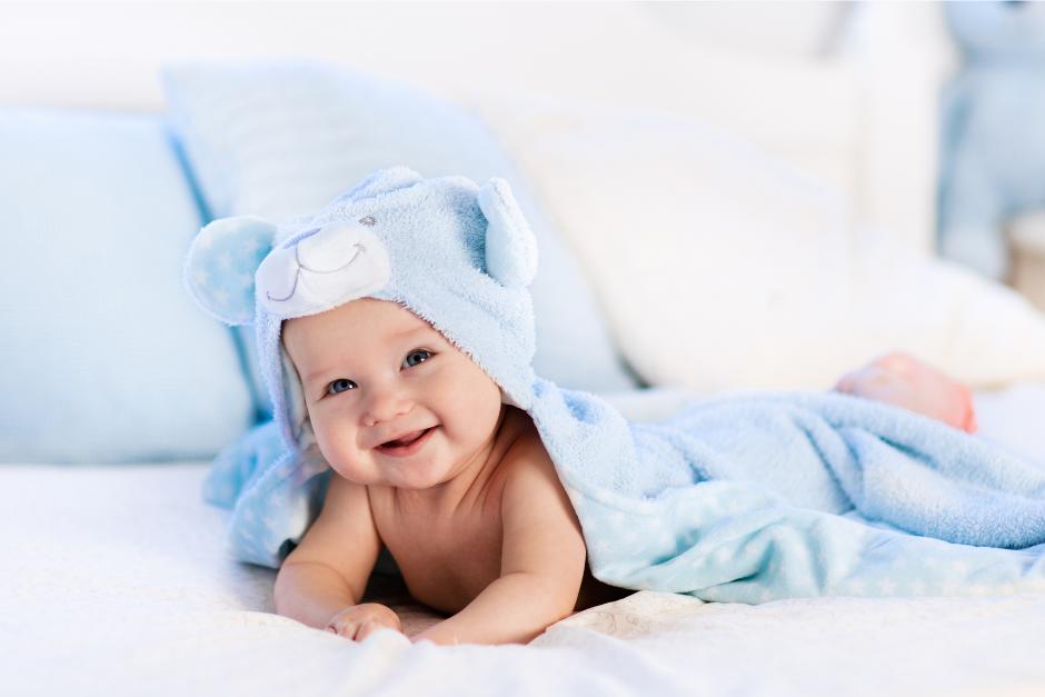 Kosmetika pro děti – to nejlepší nejen pro miminka