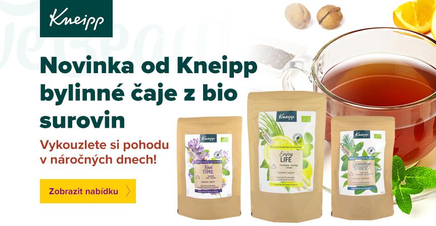Kneipp BIO čaje