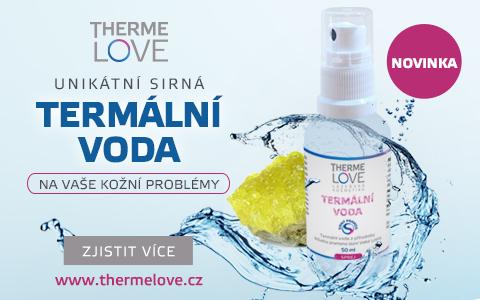 NOVINKA - Thermelove Termální voda