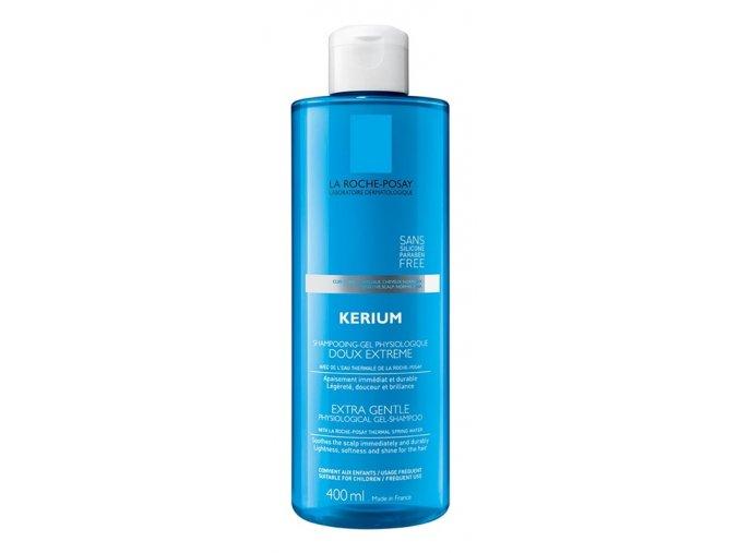 la roche posay kerium jemny fyziologicky gelovy sampon pro normalni vlasy 17