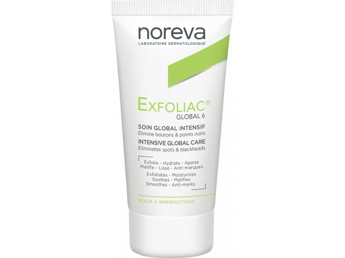 Exfoliac global 6