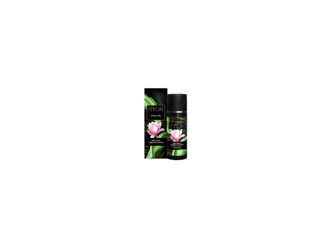 Denní sérum s magnoliíí a mechem