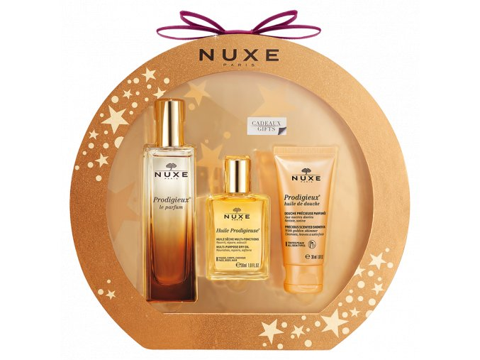 Nuxe parfum Vánoce