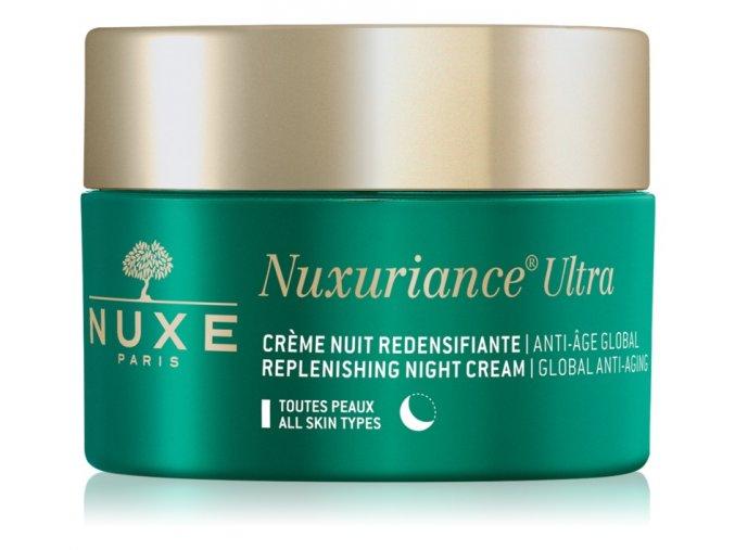 nuxe nuxuriance ultra nocni vyzivny omlazujici krem pro vsechny typy pleti 15