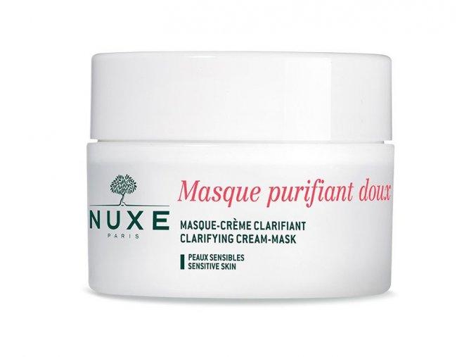 Nuxe Jemná hloubkově čisticí krémová maska 50 ml