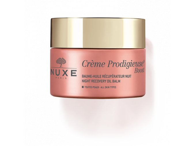 FP NUXE Creme prodigieuse Boost Baume huile nuit VUE1 2018 web