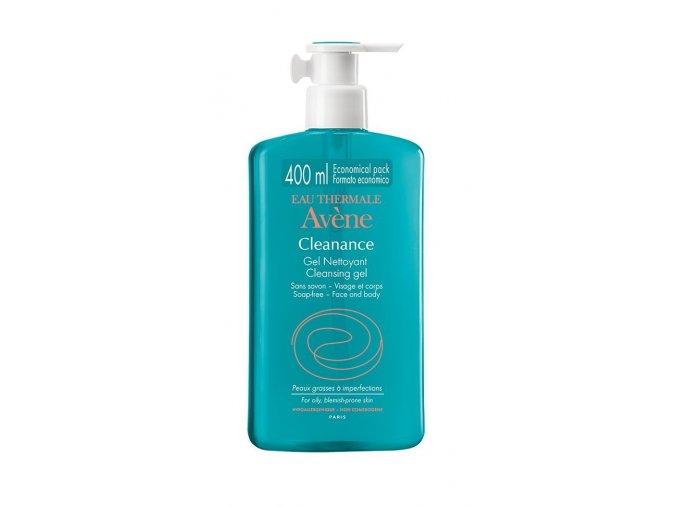 16 cleanance gel nettoyant 400ml