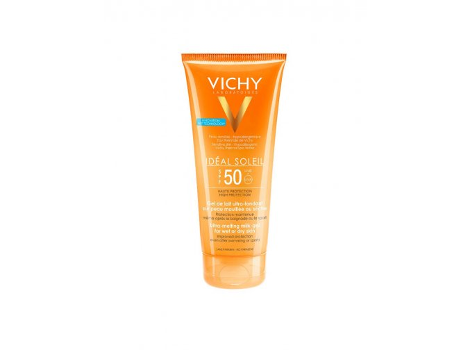 vichy ideal soleil gel.mléko spf50 300ml