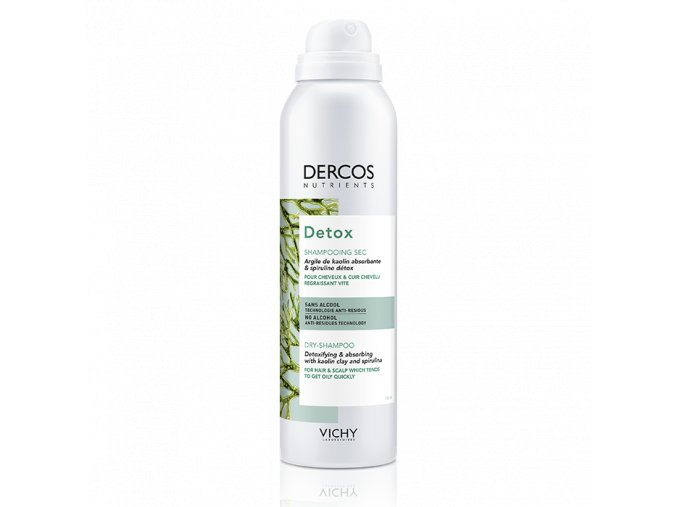 dercos nutrients detox dry shampoo