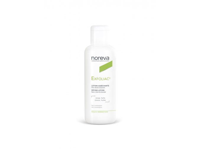 noreva exfoliac drying lotion p35287
