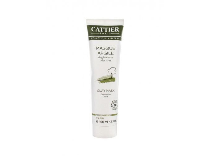 cattier green clay 18041