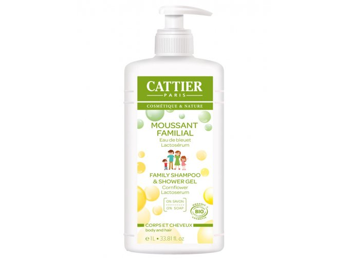 cattier foaming gel 21234
