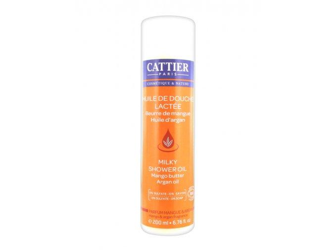 cattier milky shower 22074