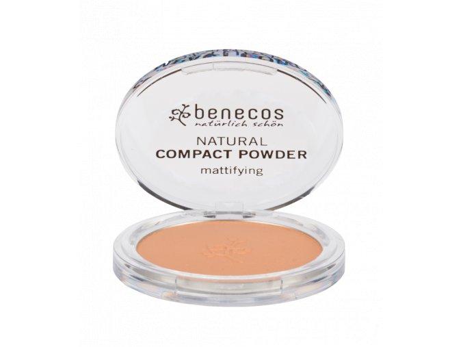 4260198091167 benecos Natural Compact Powder beige hr