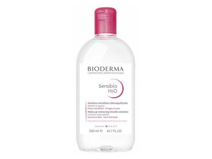bioderma sensibio h2o micelarni voda 500 ml