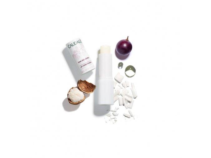 caudalie moisturizers balzam na rty